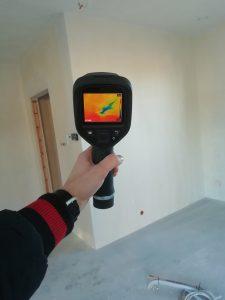 odbior domu termowizja poznan
