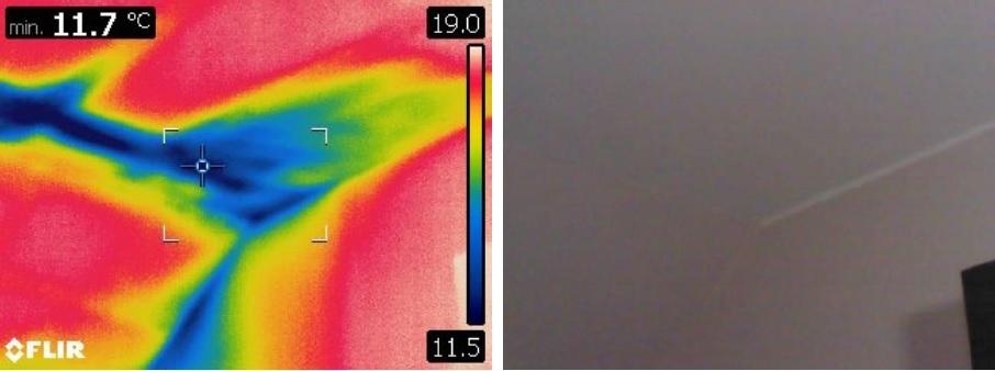 mostek termiczny - badanie termowizyjne poznań