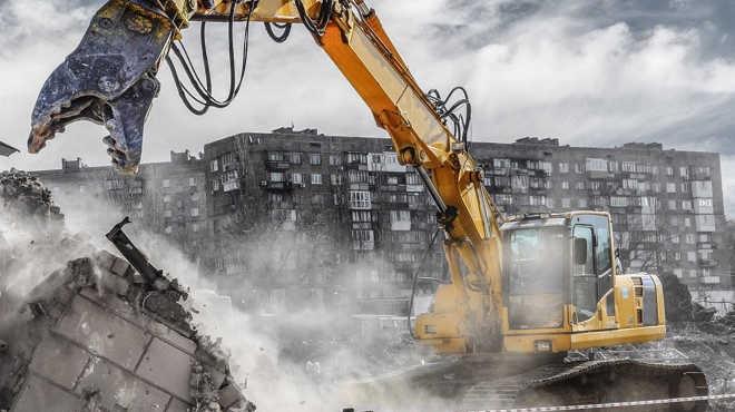 niezgodnosci w projekcie budowlanym nakaz rozbiorki budynku
