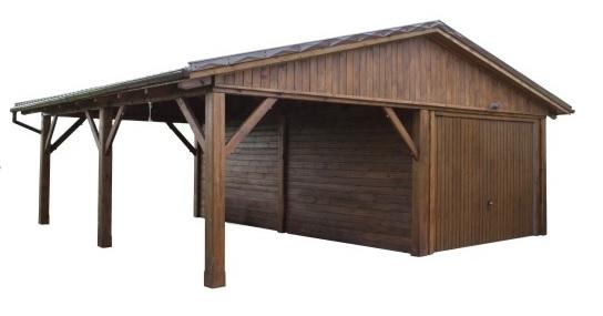 samowola budowlana niezgodnosci projektu budynku - garaz a wymagane zgloszenie