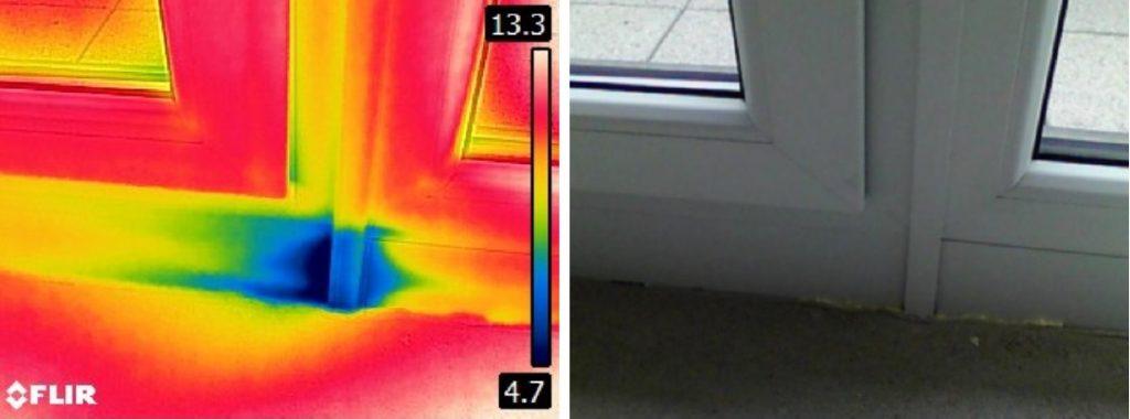 odbior mieszkania z kamera termowizyjna poznan