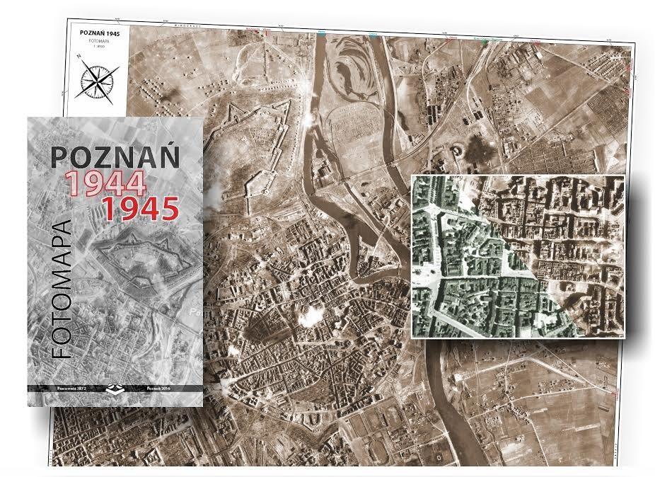 jak sprawdzic date powstania budynku kamienicy mapy Poznań