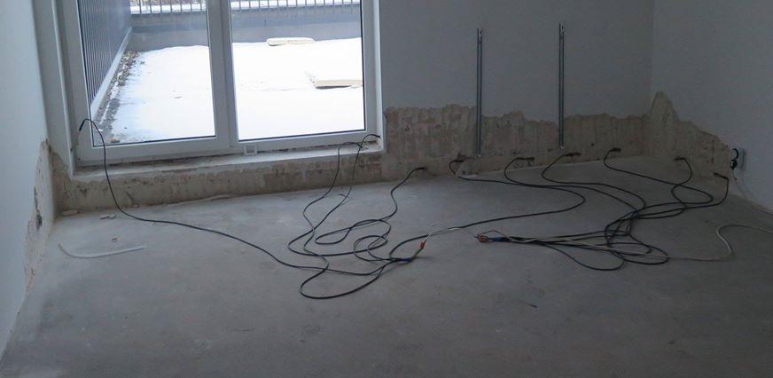osuszanie mieszkania deweloperskiego - wilgoc w mieszkaniu od dewelopera