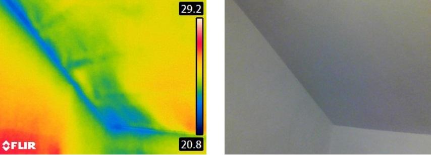 interpretacja kolorów badanie termowizyjne poznań
