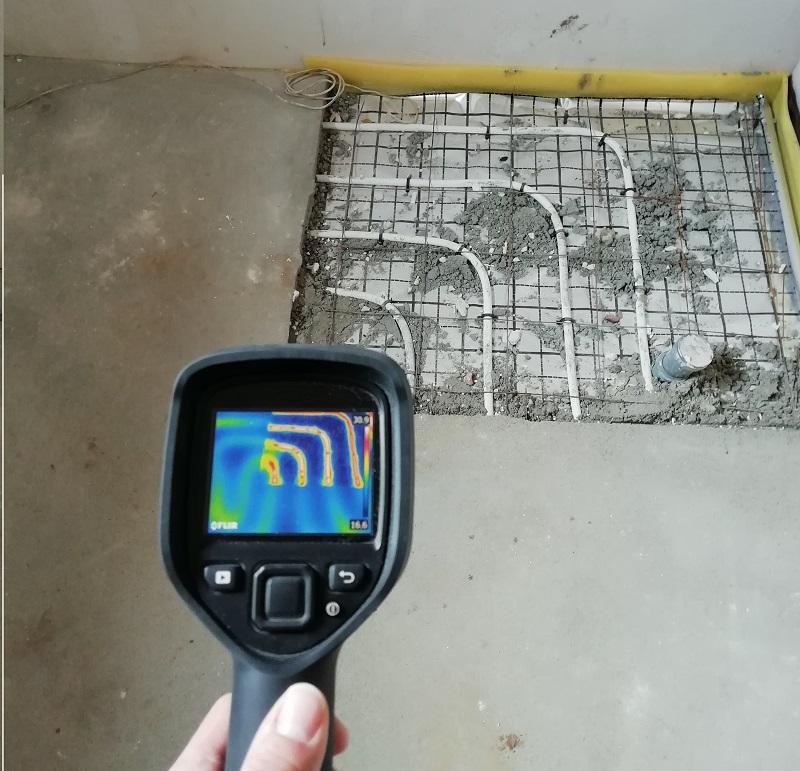 kamera termowizyjna co pokazuje