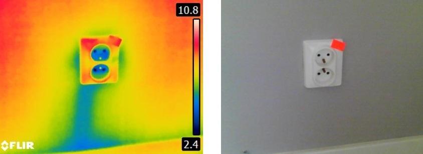 termowizja straty ciepla mieszkanie